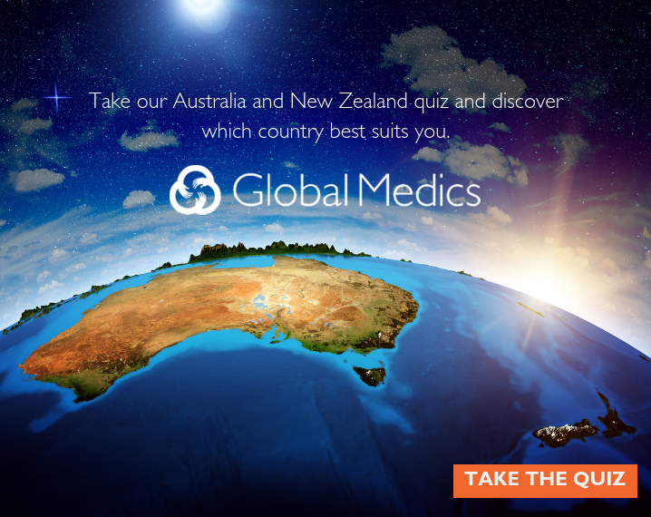 Global Medics ANZ Quiz