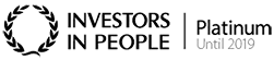 Investors in People Platinum logo